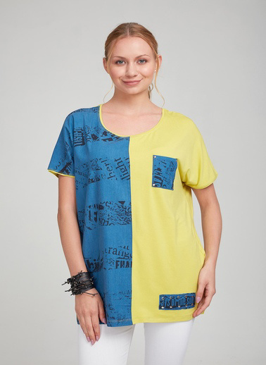 Optique Bluz Sarı
